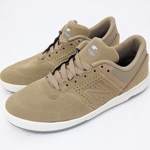 New Balance Numeric Skate Shoes Sneakers Tan 8